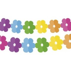 Guirlande fleurs  3,60M