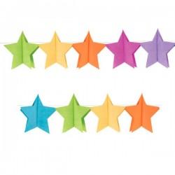 Guirlande étoiles 3,60M