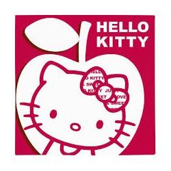 serviettes hello kitty...