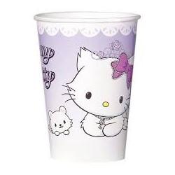 gobelets charmmy kitty X 10