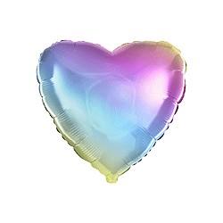 ballon mylar cœur...